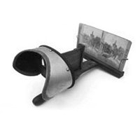 antique stereoscope